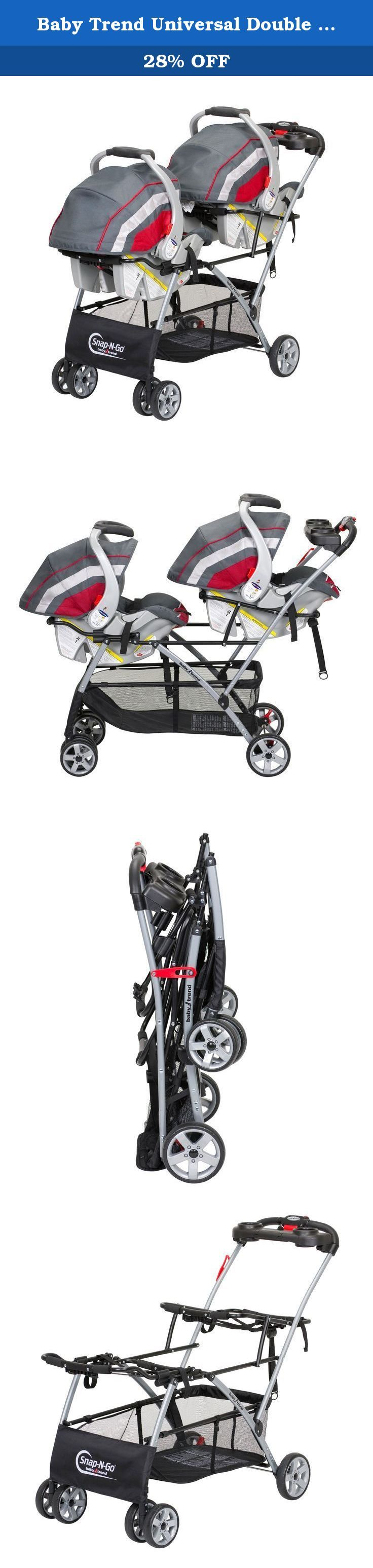 Baby Trend Universal Double SnapNGo Stroller Frame. The