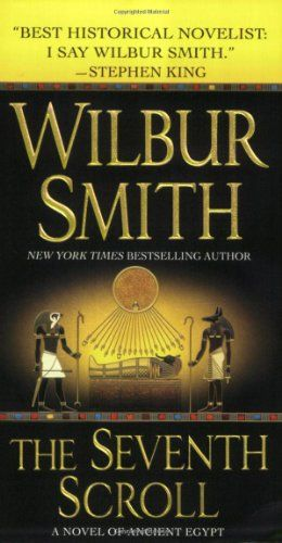 The Seventh Scroll (A Novel of Ancient Egypt) by Wilbur Smith,http://www.amazon.com/dp/0312945981/ref=cm_sw_r_pi_dp_qZ20sb180Y7RFYMG