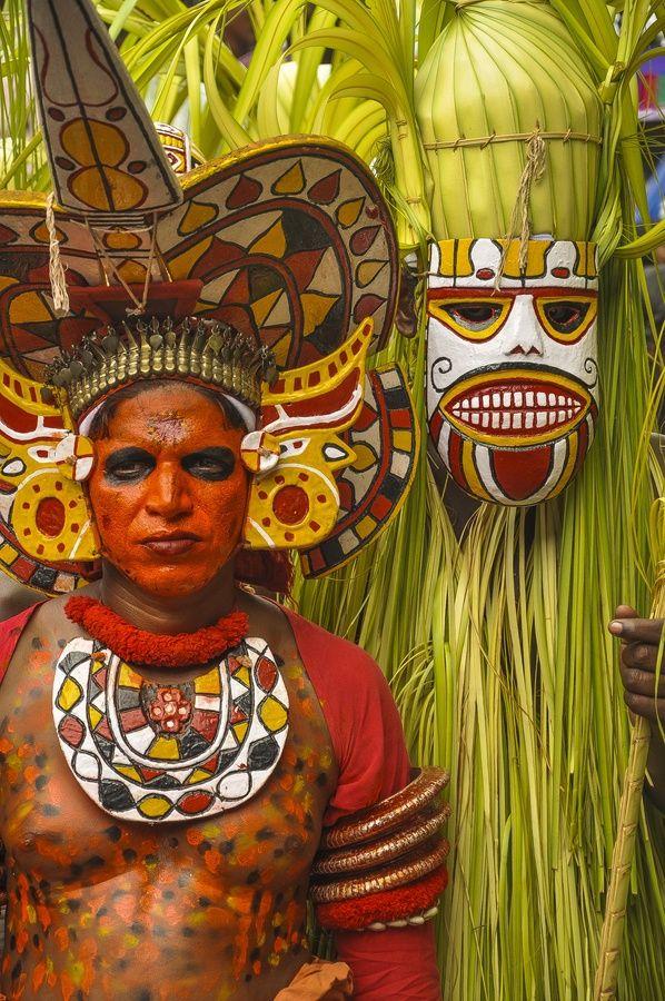 Kerala India Kerala Art Forms Culture Art