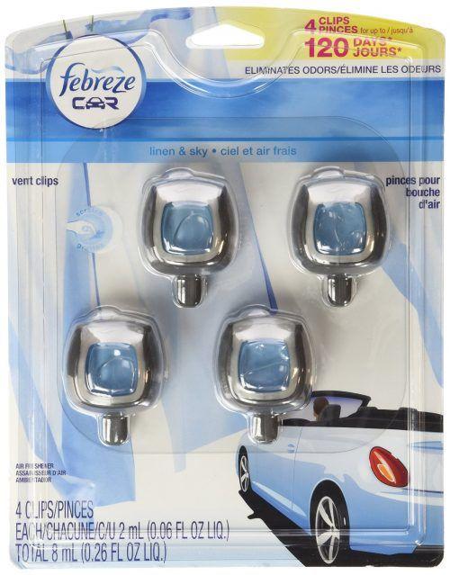 Febreze Car Vent-Clip Freshener