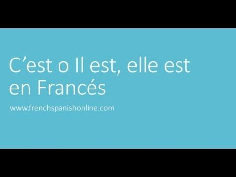 Adjetivos Posesivos en Francés - YouTube
