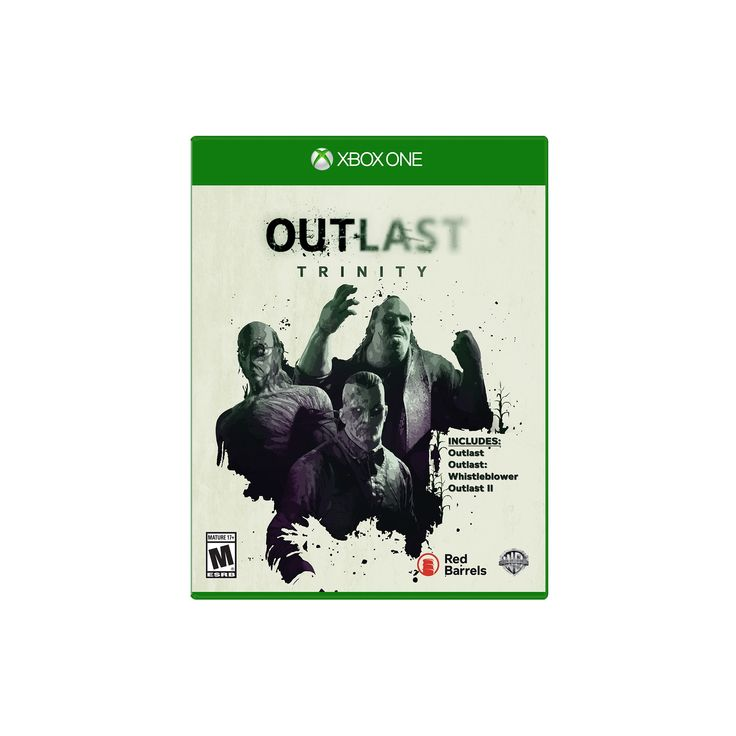 Outlast Trinity Xbox One, Video Games