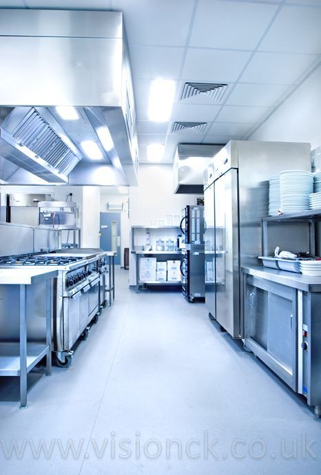 Commercial Kitchen Design/ Commercial Kitchen Equipment Supplied And  Installed By Vision