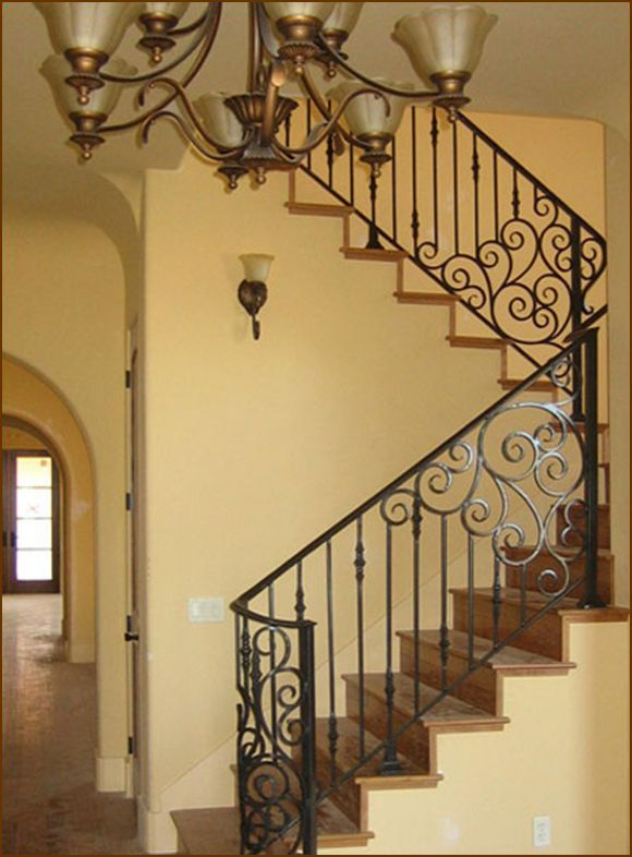 Looking for Staircase Design Inspiration? Check out our photo gallery of Modern Stair Railing Ideas.  #ModernStairRailing #StairRailing