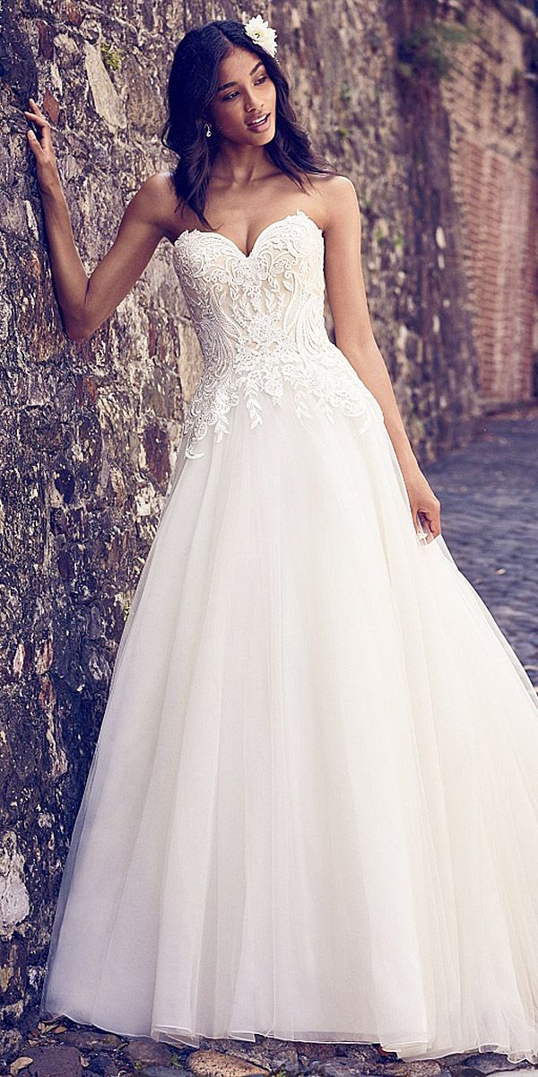 Maggie Sottero Wedding Dresses 2018 To Inspire You | Maggie sottero ...