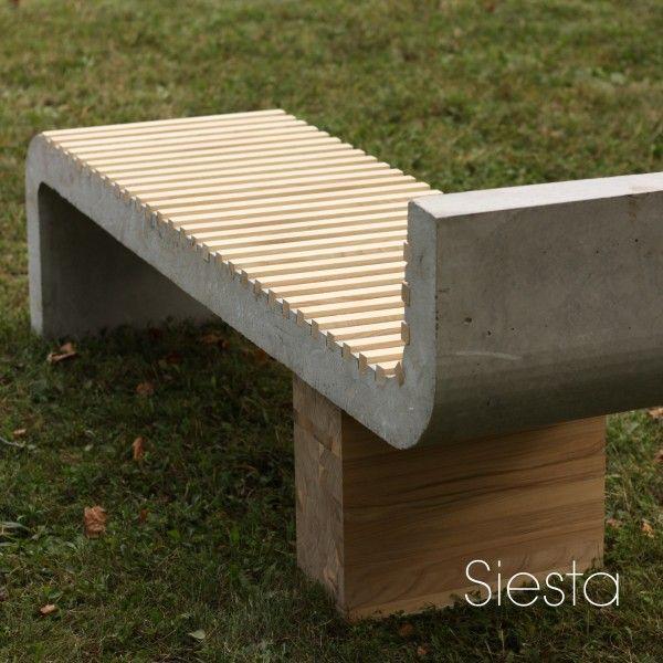 Concrete Furniture Design From Czech.