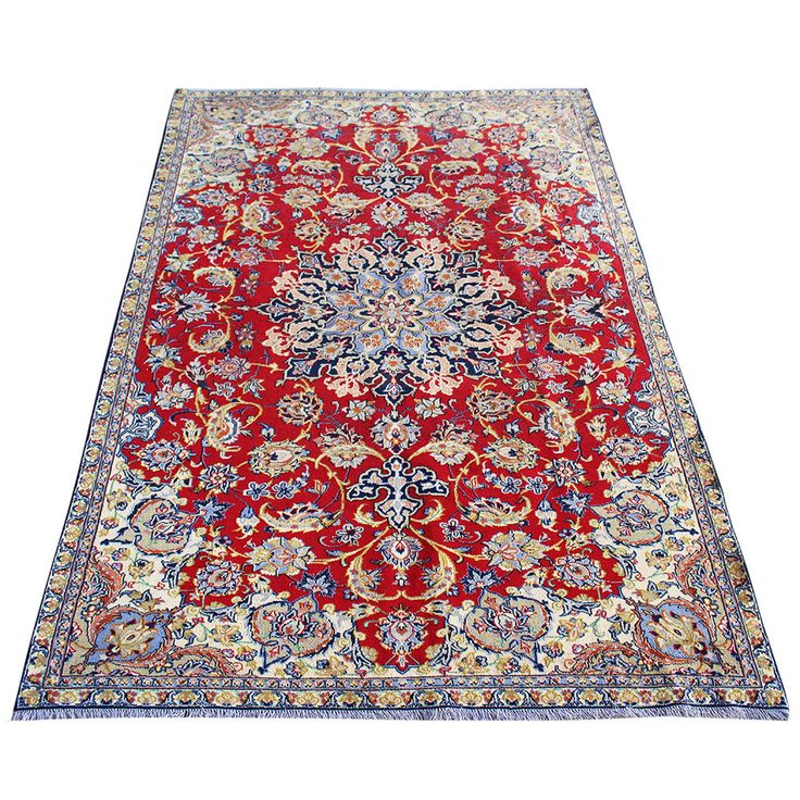 "9'11"" x 6'5"".Vintage Persian rug, Traditional area rug for sale, Oriental floor carpet , Persian Rug. Code : S0101157"