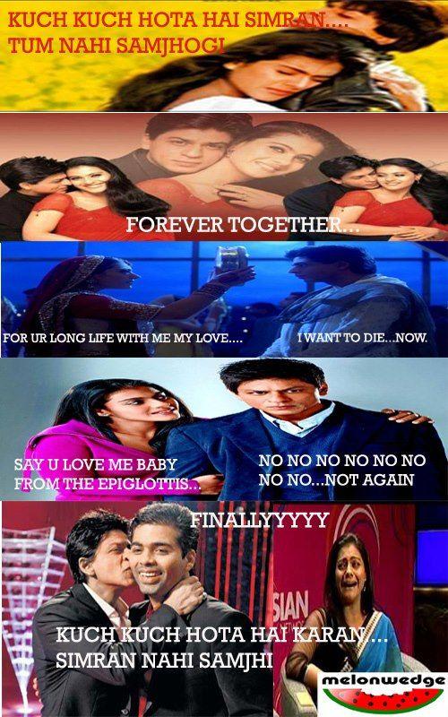 Bollywood Memes buahaha insane. MelonMemes Pinterest