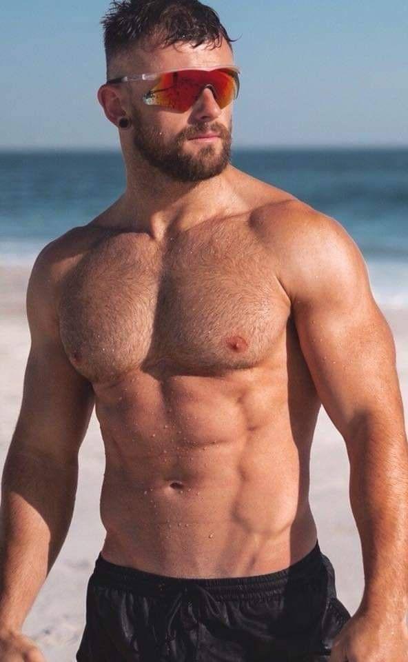 Pin On Bearded Man