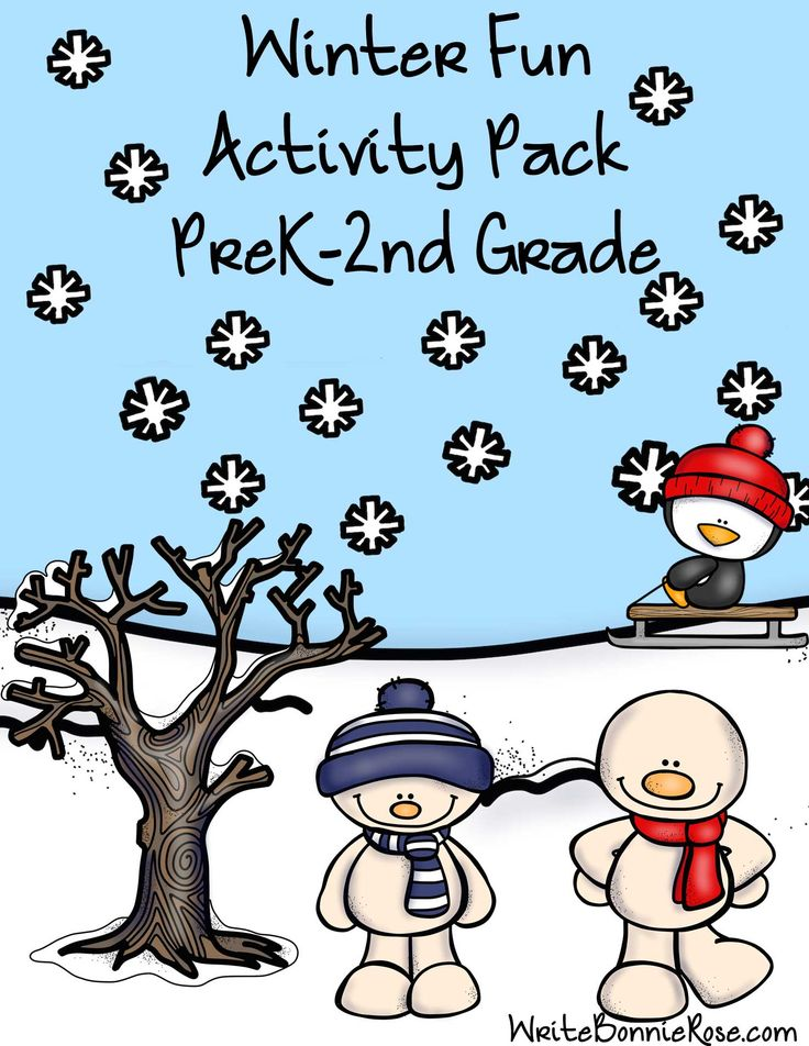 68 best Winter Printables and Activities images on Pinterest ...