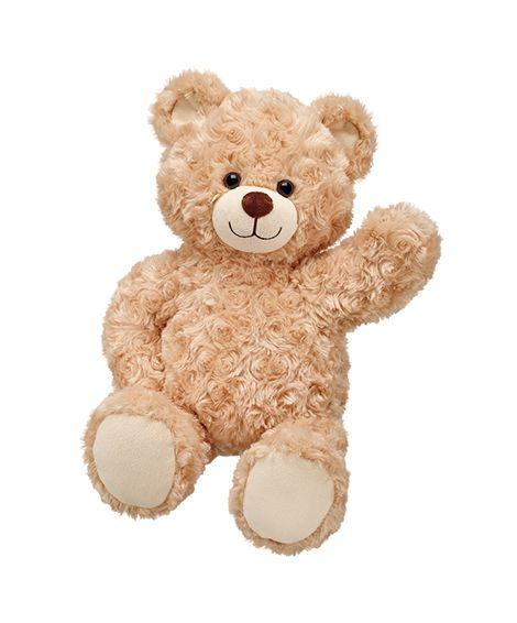 Beatrix -  16 in. Happy Hugs Teddy | Build-A-Bear Workshop