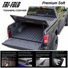 Fits 2015-2017 TUNDRA SR5 CREWMAX DOUBLE CAB Tri-Fold Tonneau Cover 5.5 ft Bed