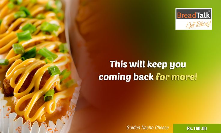 This will keep you coming back for more. Golden Cheese Nacho. Rs.160
