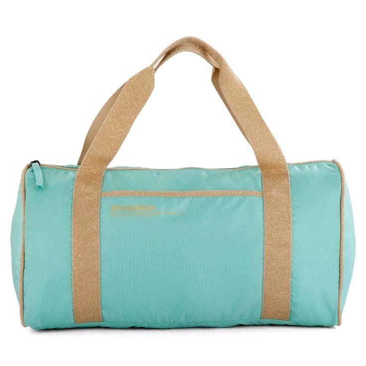 sac forme polochon en toile color bag bensimon 3suisses - Color Bag Bensimon