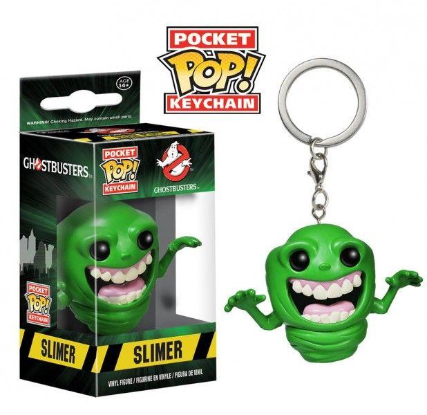Pocket Pop!: Ghostbusters - Slimer Keychain