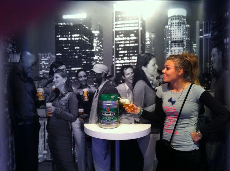 Musée heineken experience Amsterdam  Pour le mois d'octobre direction la capitale des Pays-Bas : Amsterdam   #amsterdam #10photos #voyage #weekend #canaux #spacecake #fromage #hollande #paysbas #quartierrouge #velo
