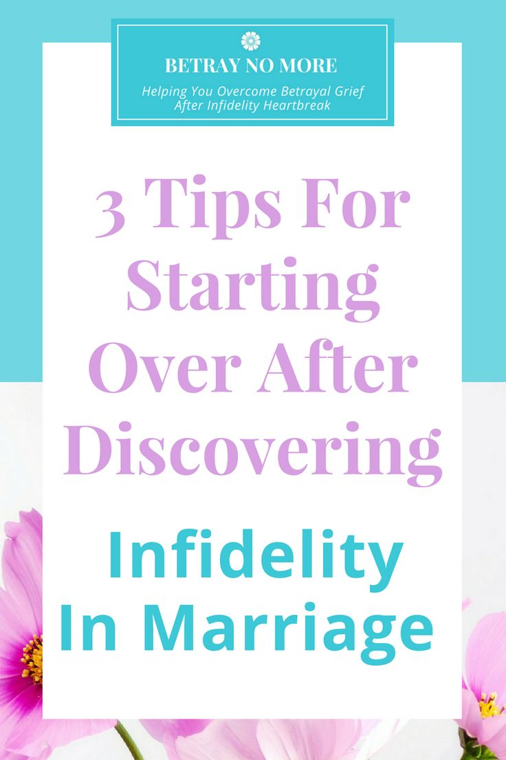 infidelity in marriage Couples counseling, marriage therapist pat love says, is like assembling   course work required of licensed marriage and family therapists.