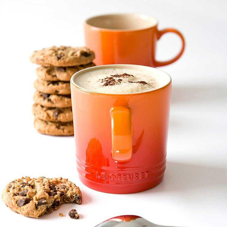 Le creuset orange mugs lecreusetholidayentertaining - Le creuset barcelona ...