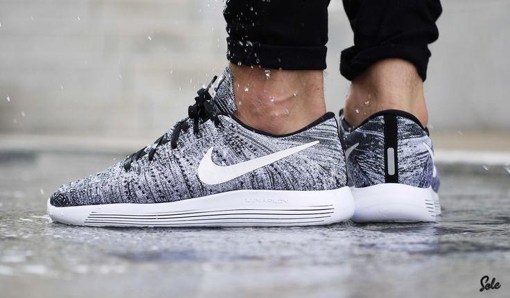 Nike Lunar Epic Flyknit Black