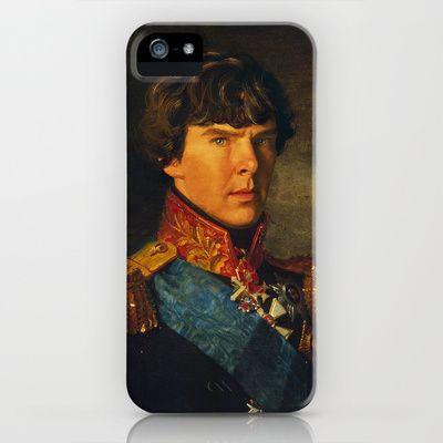 BENEDICT iPhone & iPod Case by John Aslarona - $35.00
