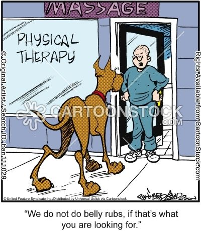 Massage humor: (We'll rub your tummy if you need it after eating all that belly Thanksgiving food)