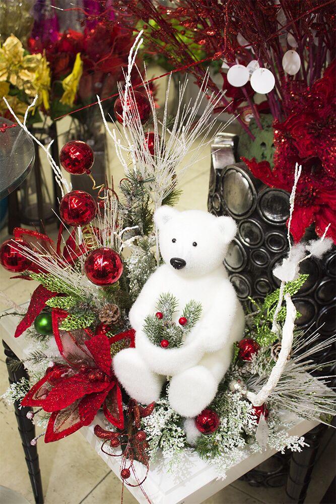 81 best centros de mesa navide os images on pinterest - Ideas decoracion navidad ...