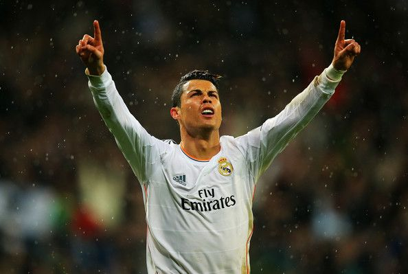 Cristiano Ronaldo named in TIME's 100 most influential people
