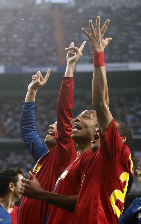 Barcelona, 2008-09