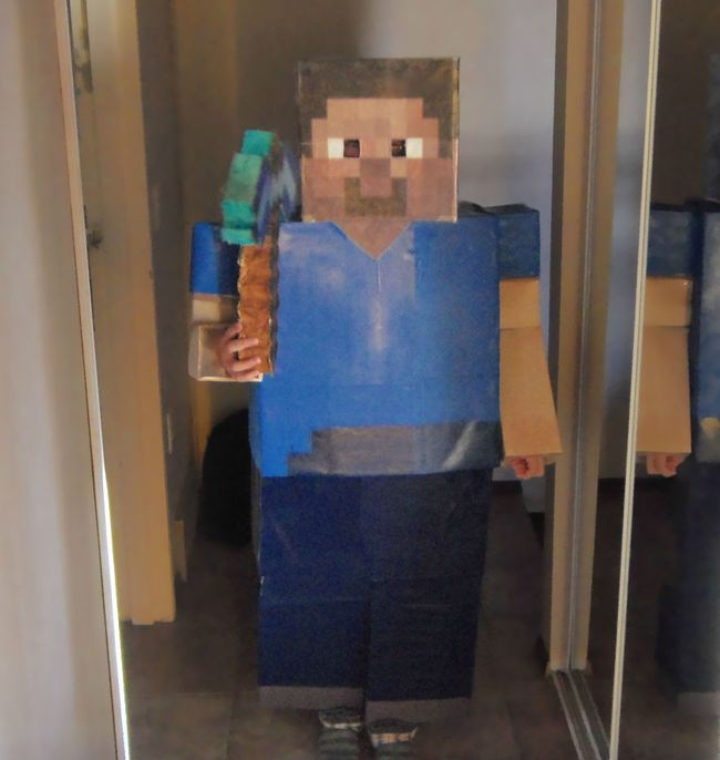 these kids just took halloween to a whole new level with their terrific costumes