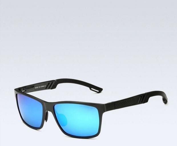 Značkové pánské sluneční brýle polarizované VEITHDIA s modrým sklem Na tento produkt se vztahuje nejen zajímavá sleva, ale také poštovné zdarma! Využij této výhodné nabídky a ušetři na poštovném, stejně jako to udělalo již velké …