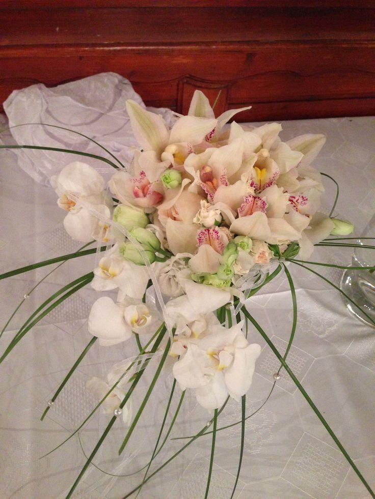 orchidea esküvőn
