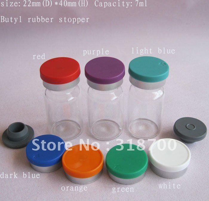 7 мл стеклянный пузырек с флип от крышки, медицина образец флакон, сущность масло стеклянной бутылке, 2 мл, 3 мл, 5 мл, до 30 мл доступна