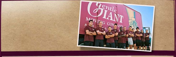 Gentle Giant Moving Company is an award winning moving company with more than 30 years of experience offering the highest quality moving, storage facilities, and packing for moving.  Our team of more than 200 competent, caring movers and moving specialists provide professional moving services to more than 10,000 customers each year.