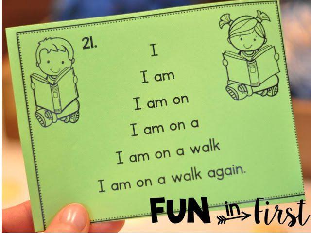 Sight Word Sentence Trees | Fun in First Grade | Bloglovin'