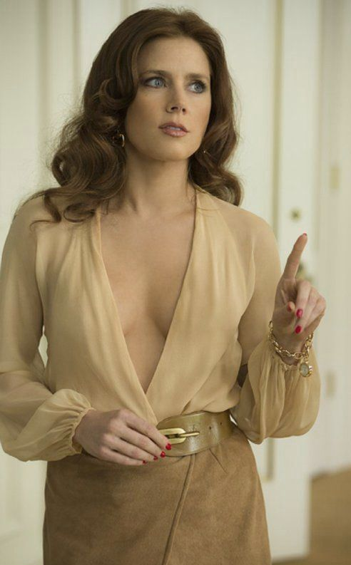Amy Adams, American Hustle, 2013