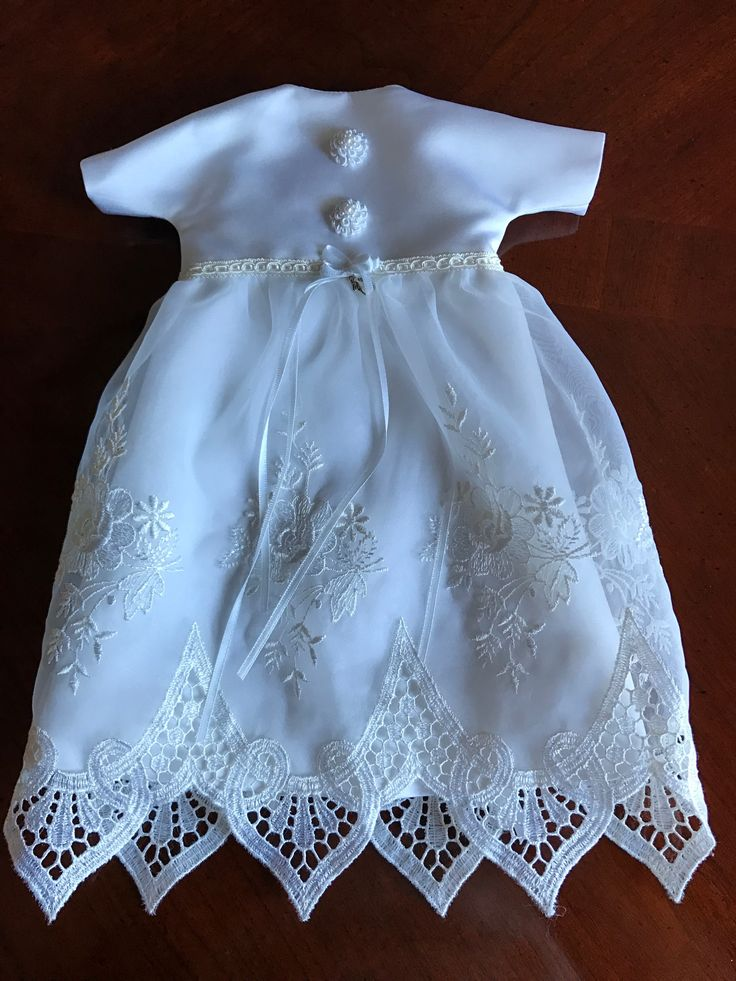 265 best ANGEL GOWNS images on Pinterest | Angel gowns, Baby dress ...