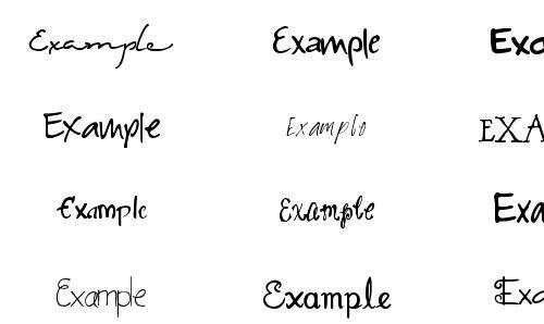 「Signature Generator」は、手書き風のサインが作れるサー...