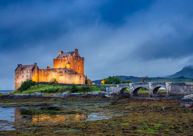 スコットランドの歴史と自然を感じる 城5選 | Fish & Tips