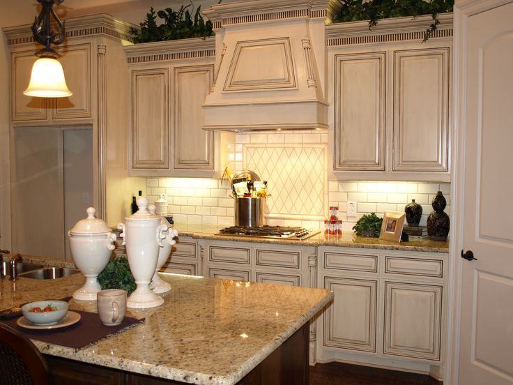 Painted Kitchen Cabinet Ideas | antiquing kitchen cabinets ideas kitchen ideas kitchen cabinets design ...