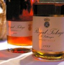 King of Hungarian wine: Tokaji Aszú