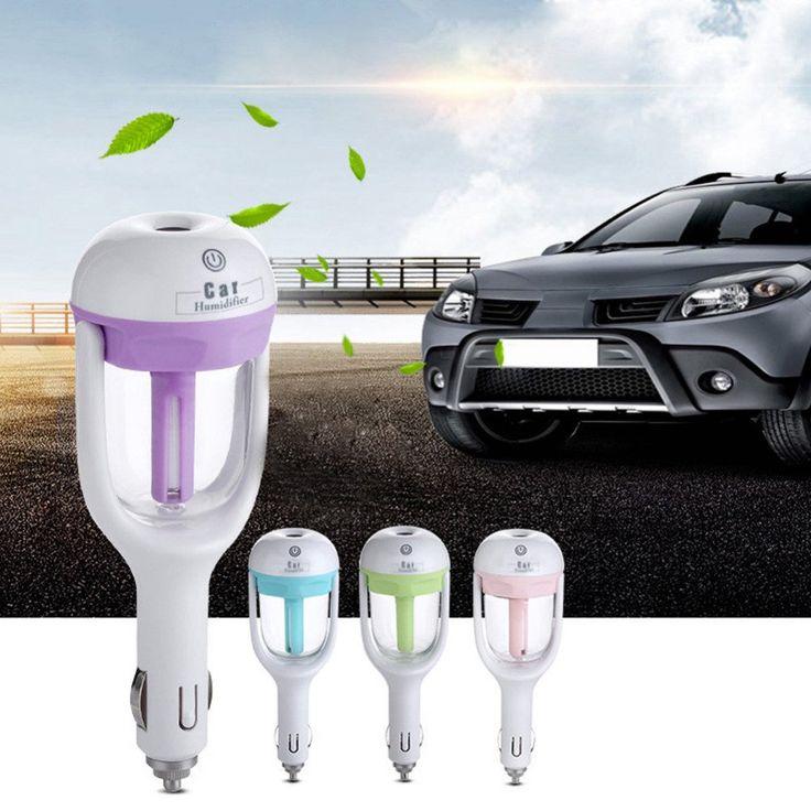 Mini Car Diffuser Humidifier perfect for essential oil