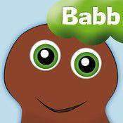 Babbapp - Babblarna som interaktiv app med språkträning och musikvideos