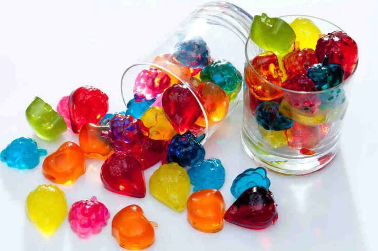 Domowe żelki z soku owocowego - wypróbuj sprawdzony przepis. Odwiedź Smaczną Stronę Tesco.