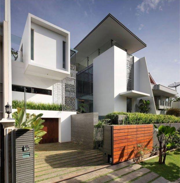 Best MODERN HOUSE Images On Pinterest - Modern house jakarta