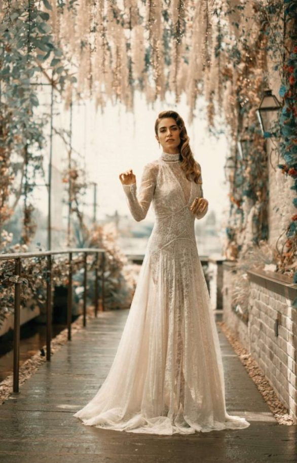 Nikki Reed Trend Prive Magazine Ultimate Wedding Issue 2019