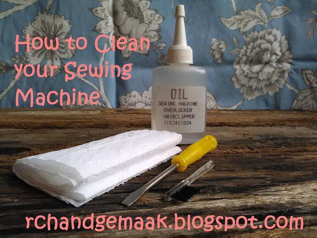 RC Handgemaak: Basic Sewing Series - Lesson #3