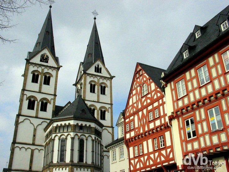 Rhine Gorge, Germany | dMb Travel - Travel with davidMbyrne.com