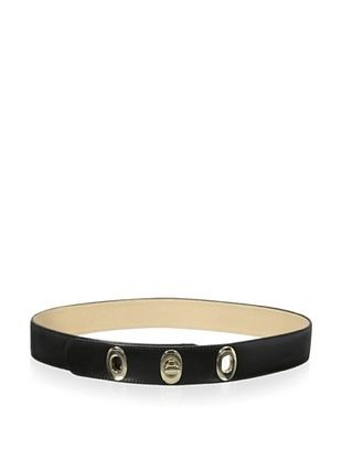 59% OFF J. McLaughlin Women's Turn-Lock Belt (Black)