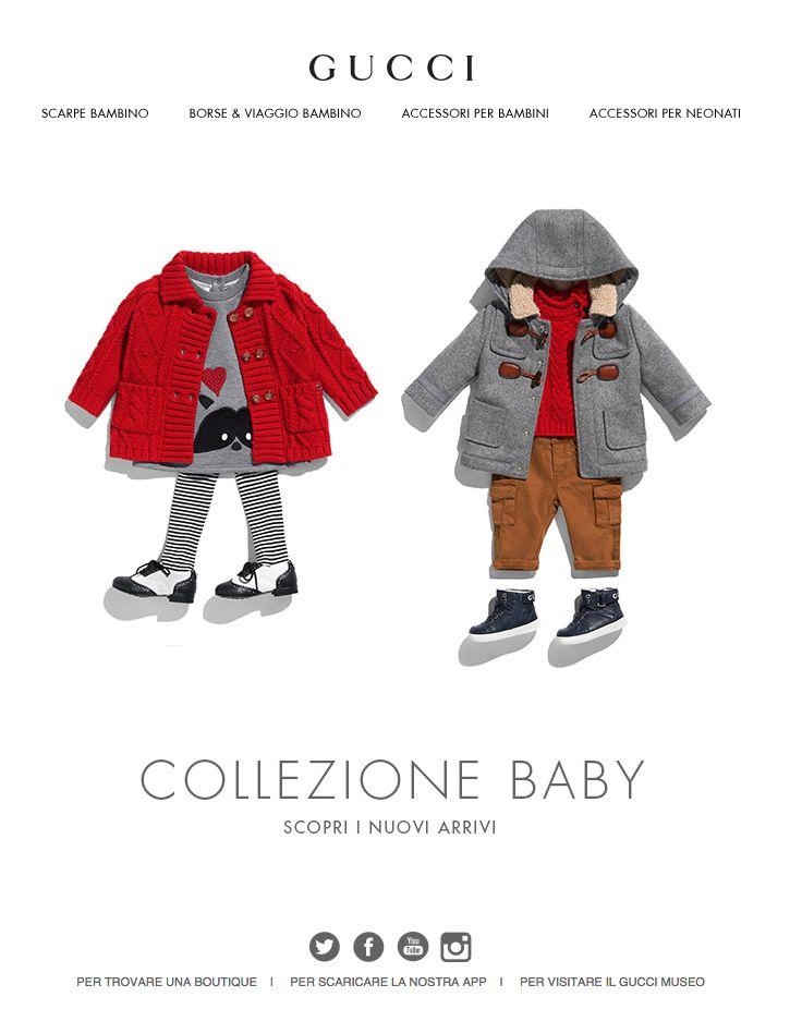 Gucci | La nuova collezione Gucci Baby
