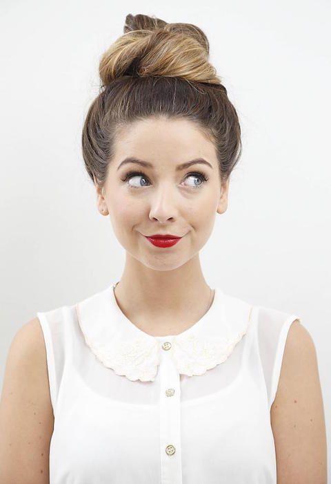 YouTuber Zoe Sugg...